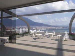 Al Porto di Napoli in arrivo la terrazza panoramica affacciata sul Golfo