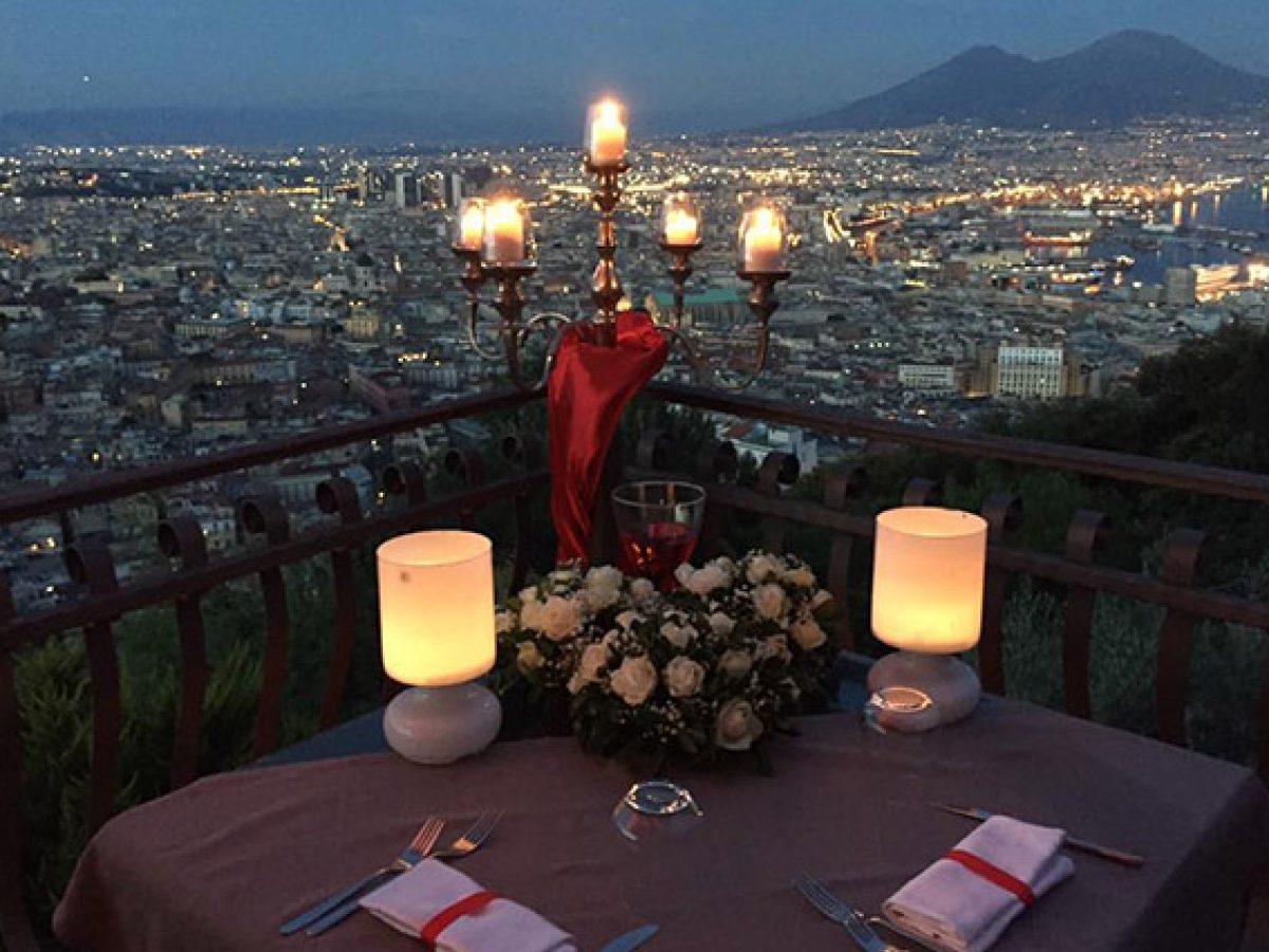 Anniversario Matrimonio Napoli.I 7 Ristoranti Piu Romantici Di Napoli