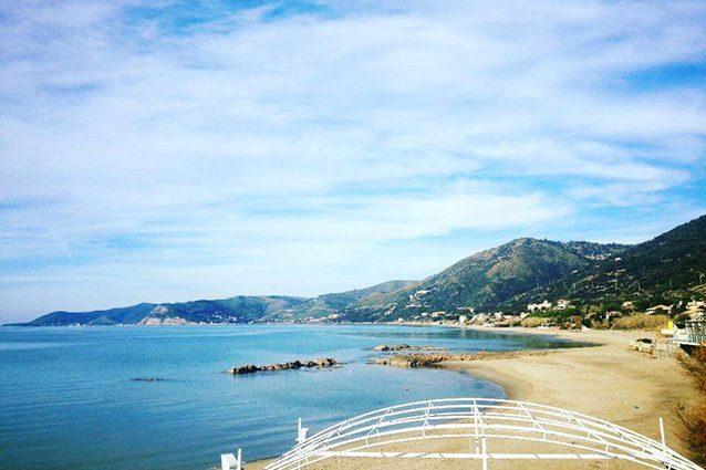 Spiaggia di Acciaroli (Facebook).