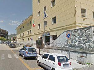 Commissariato di polizia San Paolo, Napoli.