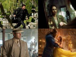 Wolverine, The Ring 3, La legge della notte e La Bella e la Bestia tra i film in programmazione a marzo 2017.