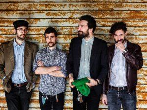 Da Genova a Napoli, il pop degli Ex-Otago al Sound Music Club di Frattamaggiore