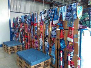Muro delle sciarpe