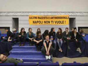 Salvini alla Mostra d'Oltremare di Napoli: la prefettura autorizza la manifestazione