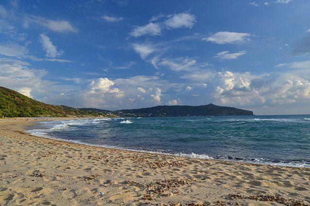 Spiaggia di Palinuro, Cilento (Pixabay).