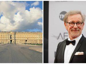 Steven Spielberg girerà alcune scene del suo nuovo film nella Reggia di Caserta