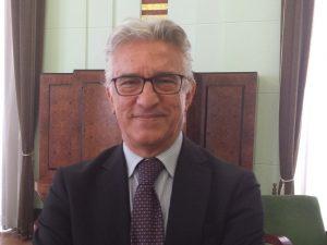 Il sindaco di Salerno Vincenzo Napoli