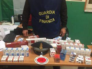La Campania è di nuovo piena di sigarette di contrabbando: sequestrati oltre 2mila chili