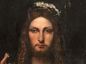 "Il ""Salvator Mundi"" di Leonardo Da Vinci"