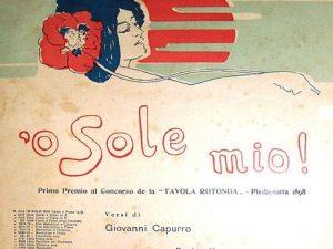 """Il Financial Times omaggia """"O' Sole Mio"""", la canzone napoletana più famosa al mondo"""