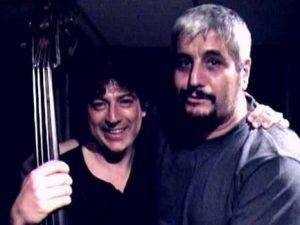Rino Zurzolo con Pino Daniele