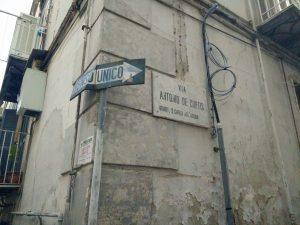 Una piazza intitolata a Totò. Ma una strada esiste già (anche se è nascosta)