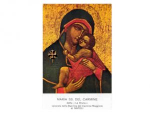 La Madonna del Carmine a Napoli, storia del miracolo del crocifisso