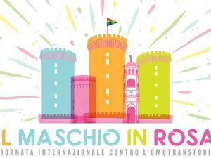 Il Maschio Angioino si colora di rosa contro l'omofobia, dal 17 al 21 maggio