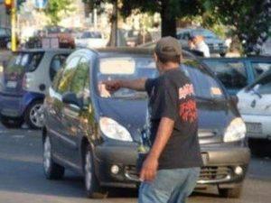 Napoli Juventus, 33 parcheggiatori abusivi multati all'ester