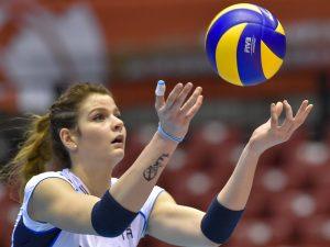 La napoletana Cristina Chirichella è la nuova regina della pallavolo
