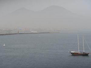 Meteo Napoli: afa e caldo fino alla prossima settimana