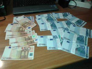 Nuova ondata di 50 euro false da Napoli a Roma. Contraffatto anche il nuovo modello