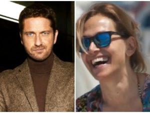 Ischia, gita in barca per Barbara D'Urso e l'attore Gerard Butler