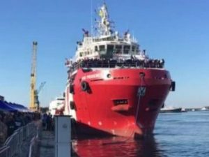 Salerno, nuovo sbarco di migranti: al porto arrivano 935 persone