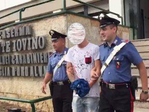 Incendio sul Vesuvio, svolta nelle indagini: arrestato un piromane a Torre del Greco