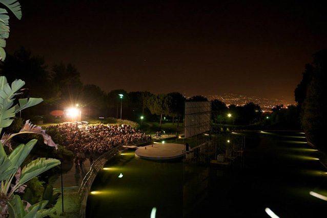 Cinema sotto le stelle al Parco del Poggio (Facebook).