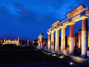 Scavi di Pompei, dall'8 luglio partono le visite guidate di notte