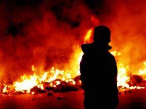 Incendi in Campania: arrestato un piromane nel Parco Nazionale del Cilento