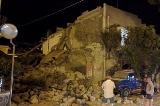 Terremoto di magnitudo 4, crolli a Casamicciola: due morti, due dispersi
