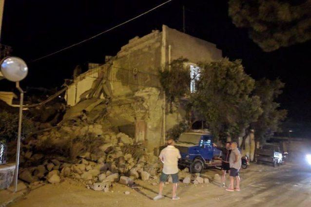 Forte terremoto a Ischia: due morti, feriti e gravi danni. Tremano anche Pozzuoli e Napoli