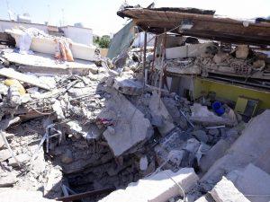 Terremoto Ischia: abusivi anche gli edifici dei pubblici uffici danneggiati. Cinque sequestri