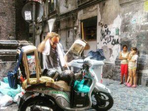 Mario il batterista rivoluzionario non suona più: sequestrato lo scooter, è in ospedale