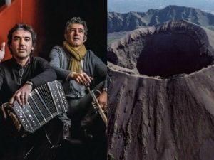 Il jazz di Fresu e Di Bonaventura per alleviare le ferite del Vesuvio
