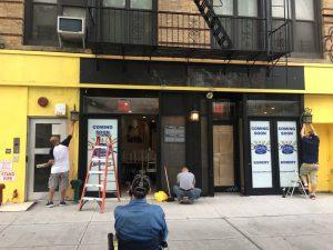 Gino Sorbillo inaugura la seconda pizzeria a New York. Tra le specialità anche le pizze fritte