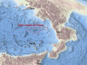 Scoperti nel Tirreno 7 vulcani sommersi: è la catena del Palinuro, lunga 90 km