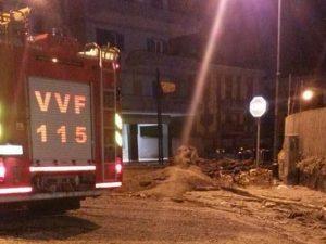 Maltempo, colata di fango a Nocera e Angri: si contano i danni