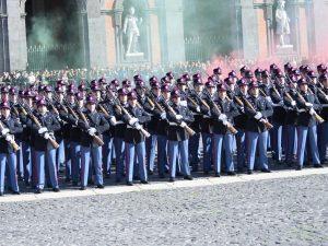La Nunziatella compie 230 anni, Mattarella presente al giuramento degli allievi