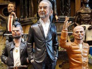 Don Pietro, Ciro e Genny: anche Gomorra finisce sul presepe napoletano