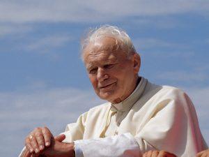 Al Duomo di Salerno una reliquia per ricordare Giovanni Paolo II