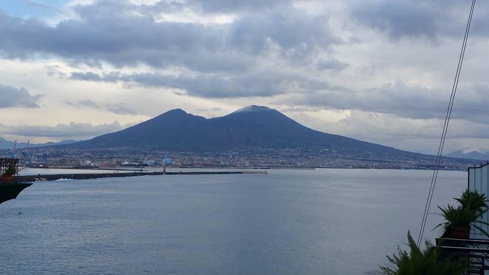 In caso di eruzione del Vesuvio i cittadini dovranno ...