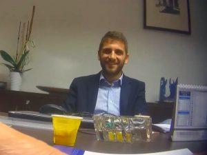 Roberto De Luca.