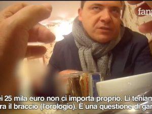 Rory Oliviero nel video di Fanpage.it