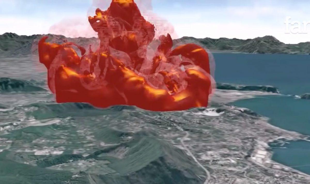 Eruzione Vesuvio E Campi Flegrei Ecco Dove Andranno Gli Sfollati Il Piano Completo