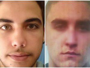 Antonio Alexander Pascuzzo e Karol L., macellaio di 18 anni