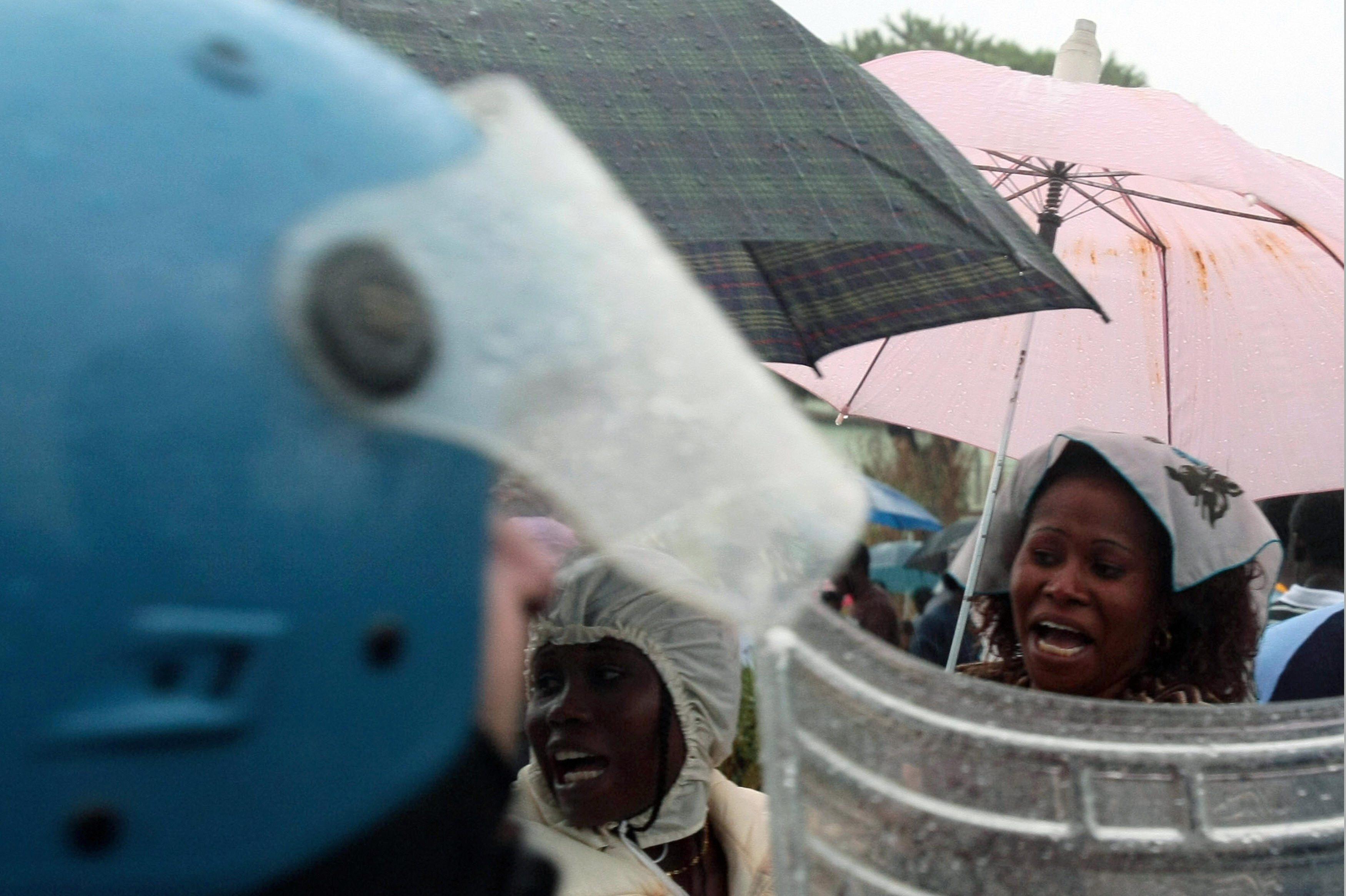 La rivolta dei migranti dopo la strage del 2008 a Castelvolturno