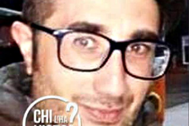 Sala, torna a casa Enzo Mingione. Il 27enne era scomparso in estate.