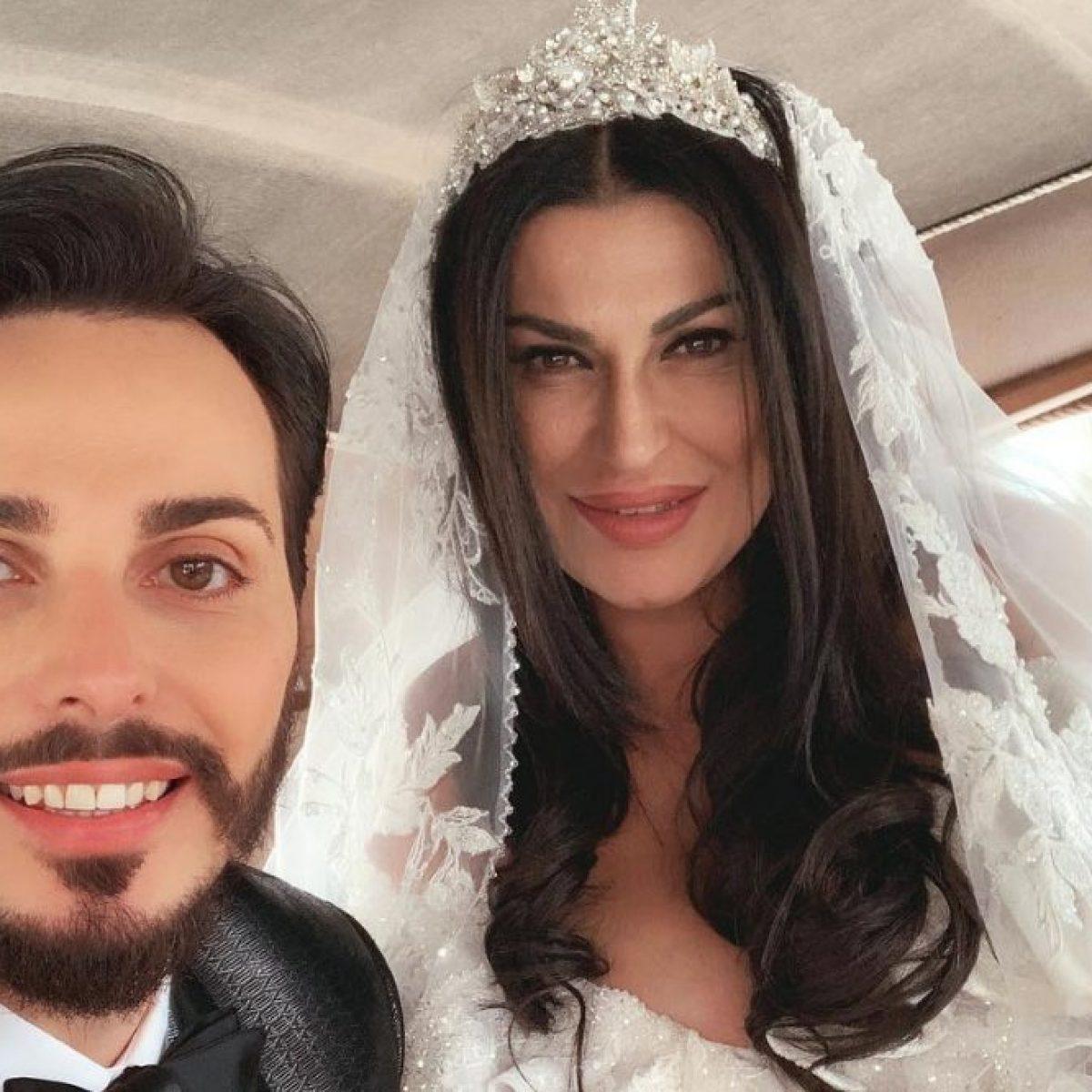 Matrimonio di Tony Colombo e Tina Rispoli: polemiche e risposta a