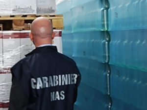 Salute: sequestrate 1500 confezioni di gel igienizzante anti