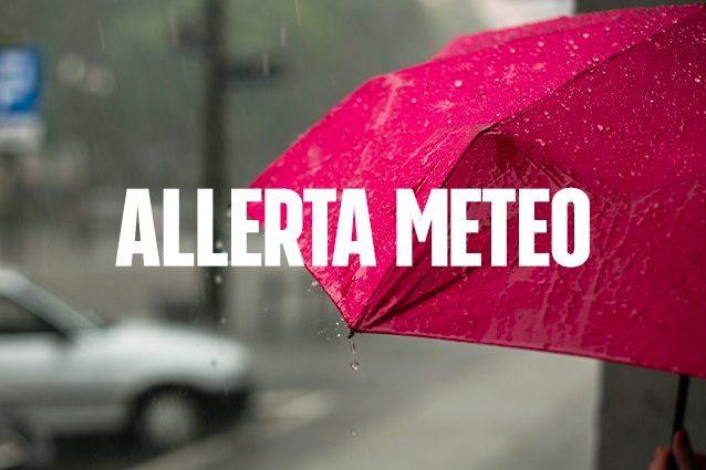 Allerta Meteo Toscana: codice giallo per pioggia, vento e mareggiate