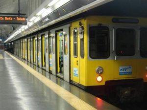 Napoli, il 19 febbraio la Linea 1 della metro chiude in anticipo